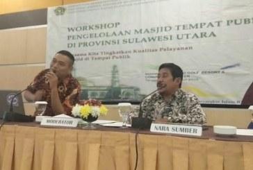Workshop Kemenag RI di Manado, Ash – Shalihin Salah Satu Masjid Bersejarah di Sulut