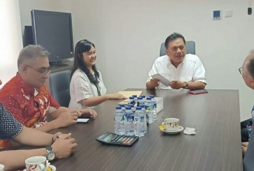 Gubernur Olly Sabet Dua Penghargaan dari PT Tempo Inti Media Tbk