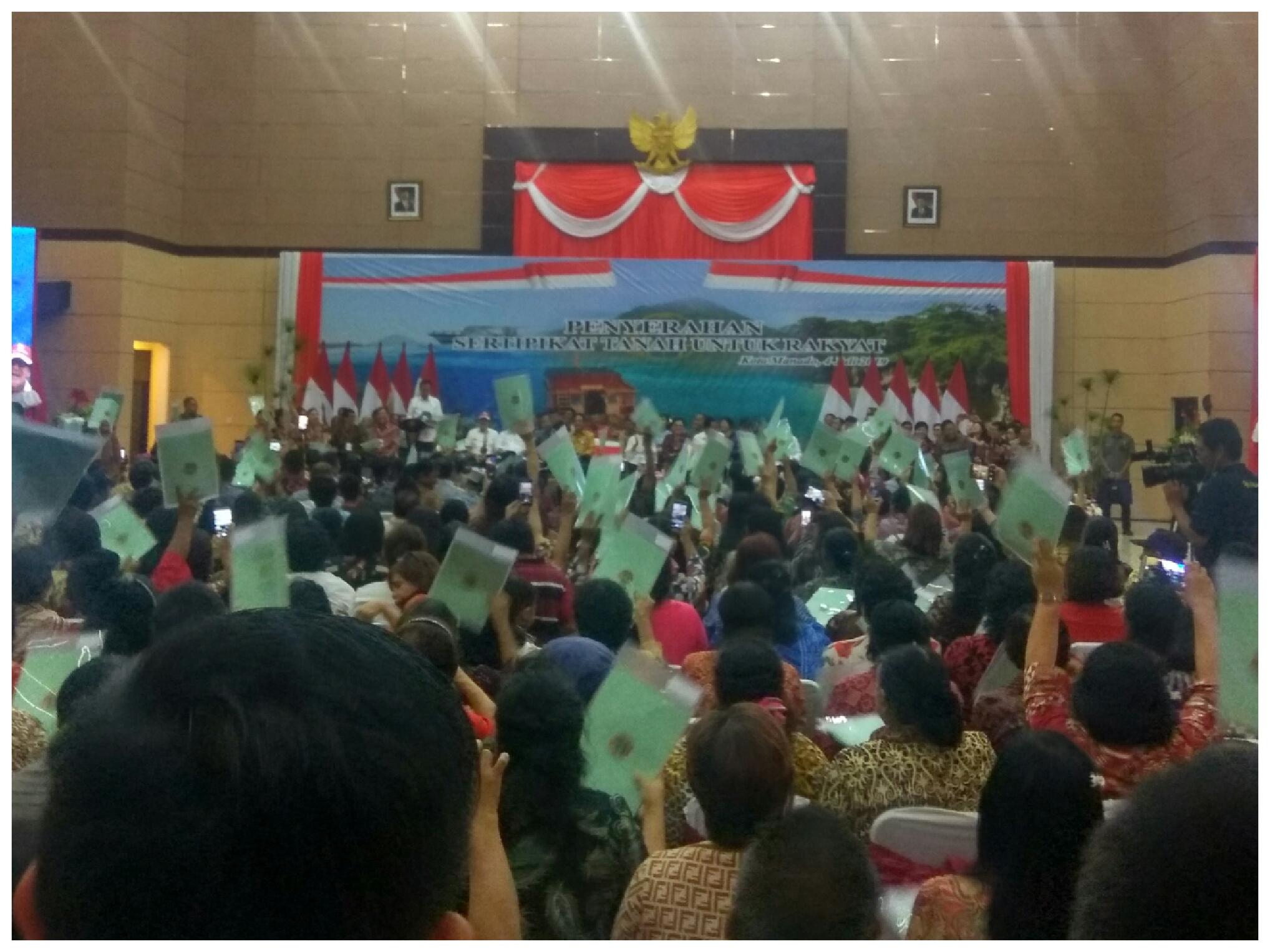 Jokowi: Pilpres Telah Selesai, Mari Bersatu, Jangan tidak Saling Sapa Hanya Karena Beda Pilihan