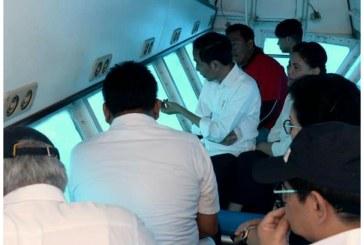 Dua Hari di Manado, Jokowi Sambangi Kawasan Wisata Bunaken