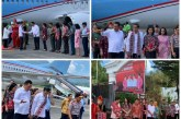 Wujud Kerja Nyata OD-SK, Sulut Jadi Perhatian Serius Presiden Jokowi, Tinjau Langsung ke Lapangan dan Perintahkan Percepat Pembangunan