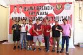 Kandouw Optimis Kejurda Tenis Ciptakan Bibit Atlet Sulut