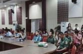 Pemprov Sulut Gelar Rapat Bersama Persiapan HUT Kemerdekaan RI ke-74 dan HUT Provinsi Sulut ke-55