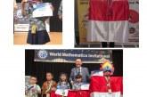 Luar Biasa, Siswa Kawanua Harumkan Indonesia di World Mathematics Invitational 2019