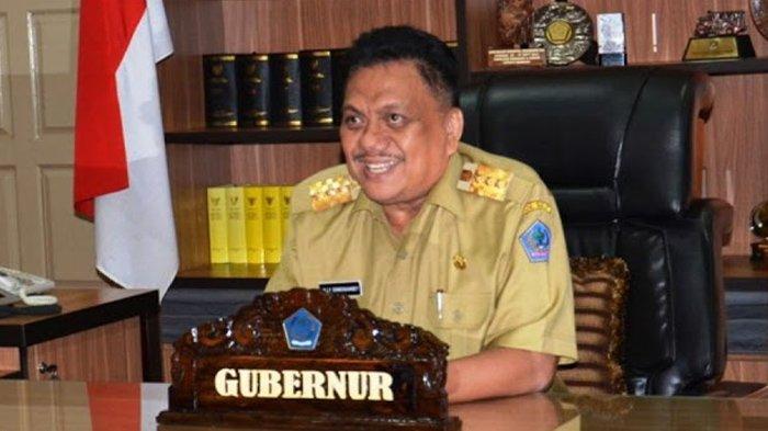 Ini Penjelasan Lengkap Gubernur Olly Terkait Pelantikan Bupati Talaud