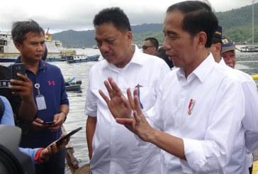 Tunjang Pariwisata Sulut, Gubernur Olly Sukses Datangkan 3 Kapal Rede
