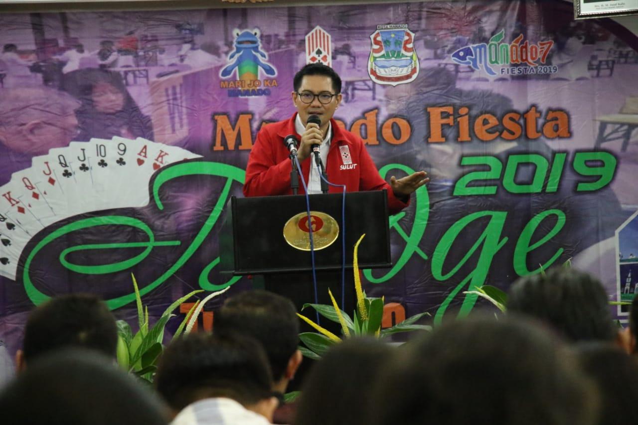 Hebat, Tim Bridge Raewaya Group Boyong Piala Bergilir Manado Fiesta 2019