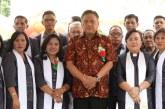 Gubernur Olly Sebut Sangat Membanggakan, Rumah Ibadah Dibangun Gotong Royong
