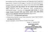 Ini Revisi Pengumuman Pelaksanaan Seleksi CPNS 2019 Pemprov Sulut