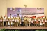 Gubernur Olly Serahkan DIPA 2020, Berharap Punya Dampak Positif untuk Pembangunan Perekonomian Sulut