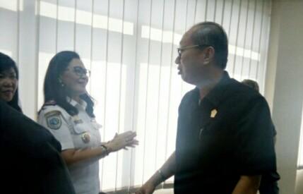 Legislator Dapil Sitaro Toni Supit Sebut Wantania tidak Cocok di Dinas Perhubungan