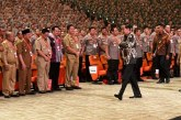 Dibuka Presiden Jokowi, Wagub Kandouw Hadiri Rakornas Pemerintah Pusat dan Forkopimda Daerah