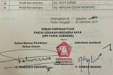 Didepak Dari Ketua Gerindra Sulut, Wenny Lumentut Tetap Tenang dan Jalankan Perintah Partai