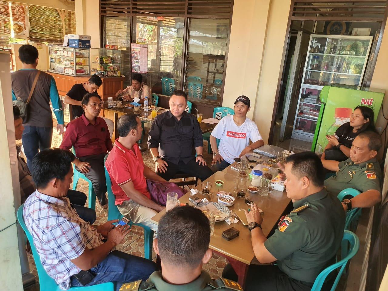 """Sebut Gubernur Sulut dan Pangdam """"Bekingi Mafia Tanah"""" Michael Lule Akui Itu Pernyataan Didi Syafeii"""