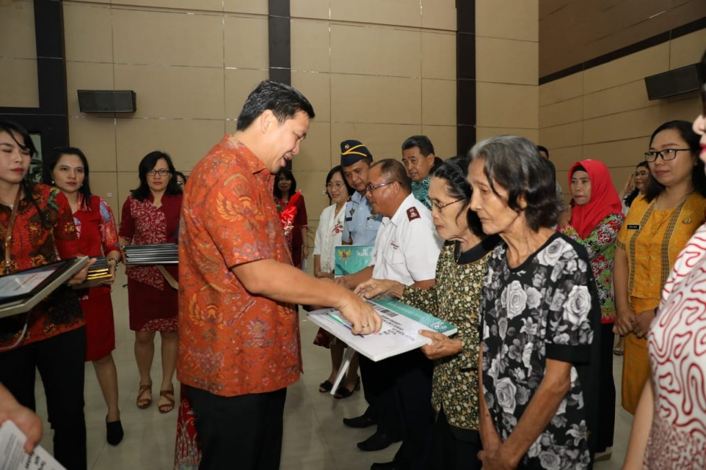 Hadiri HKN ke-55, Wagub Kandouw Tekankan Komitmen Pelayanan Kesehatan