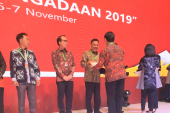 Hebat, OD-SK Bawa Sulut Raih National Procurement Award 2019