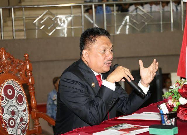 Gubernur Olly Dondokambey Jamin Program Pembangunan Sulut 2020 Pro Rakyat