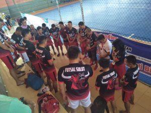 Hebat, Tim Futsal Sulut Libas Kejagung 9-1