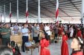 Gubernur Olly bersama Mensos Batubara Hadiri Ibadah Perayaan pra Natal Majelis Daerah GPdI Sulut