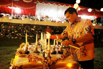 Wagub Kandouw Safari Natal di Sitaro, Momentum Natal Kita Dapatkan Sukacita, Damai Sejahtera dan Harapan