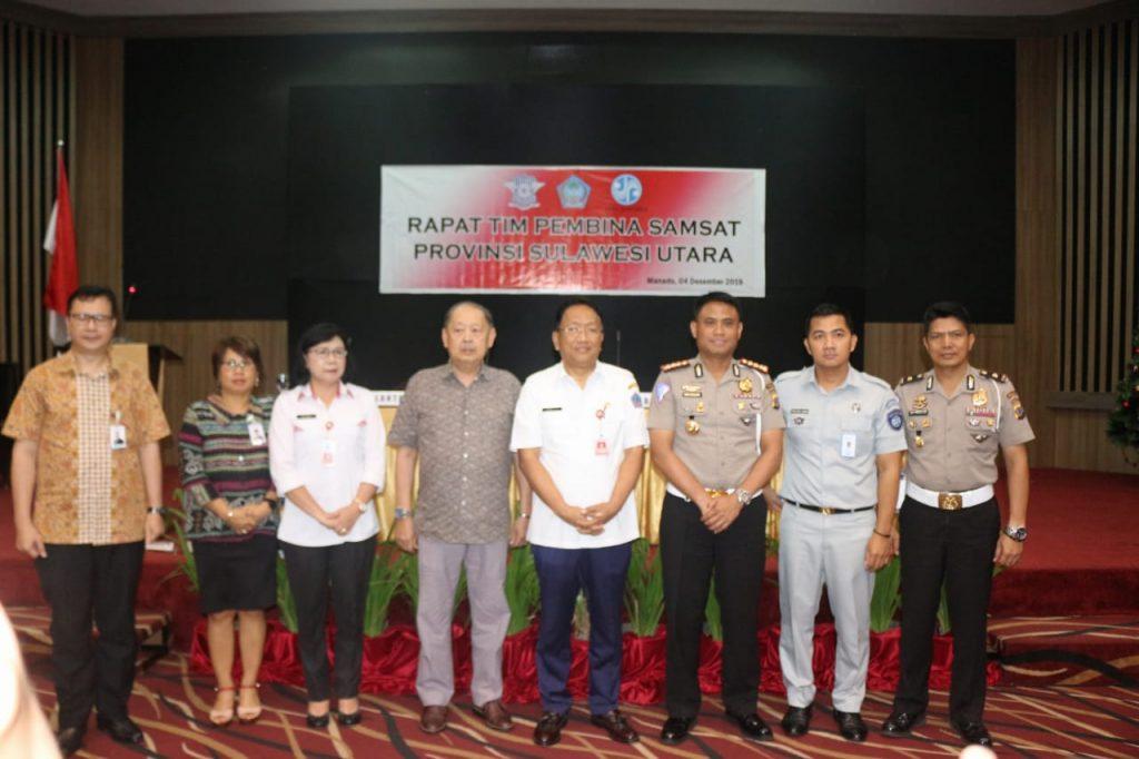 Sekdaprov Silangen Optimis Bapenda Sulut Capai Target PAD 2019