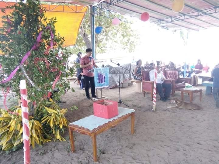Ketua DPRD Sulut Andrei Angouw Gelar Reses di Siladen
