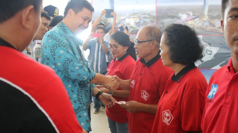 Pemprov Sulut Lepas 1000 Pemudik Gratis ke Sitaro – Sangihe – Talaud