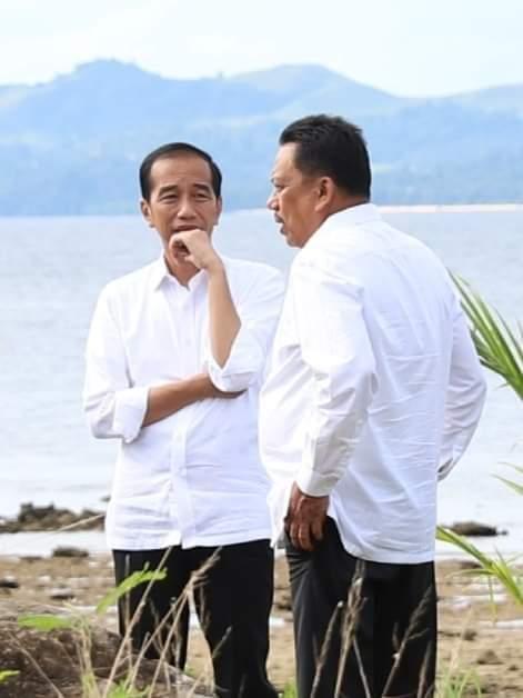 Gubernur Olly Kantongi Restu Jokowi, KEK Likupang Siap Dibangun