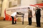 Dorong Keluarga Lebih Sejahtera, Wagub Kandouw Apresiasi BKKBN Motori Program Banggakencana