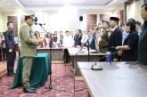 Gubernur Olly Dondokambey Lantik Kepala BPKP Sulut