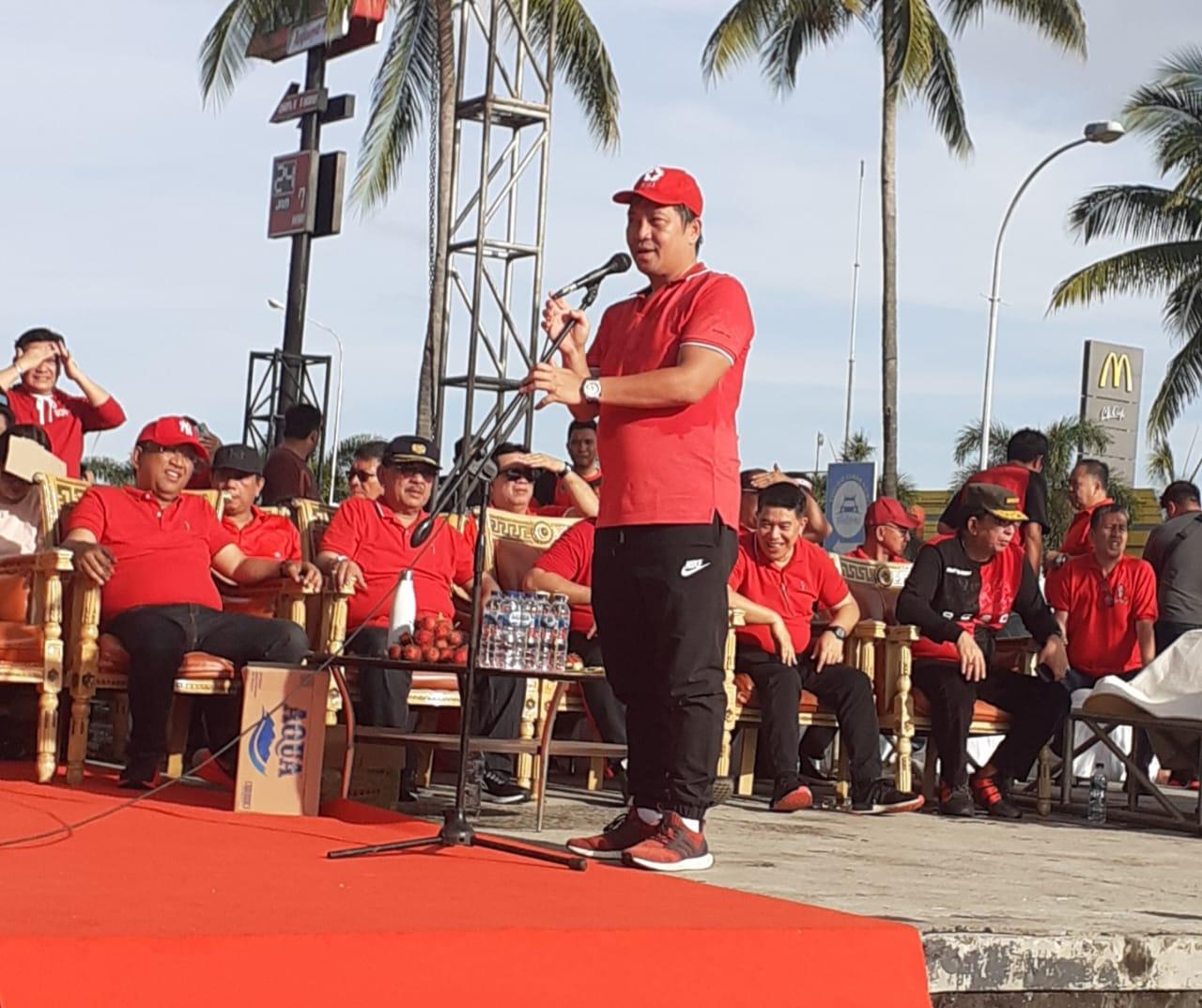 Peringati Hari Patriotik, Wagub Kandouw: Manado Kota Pahlawan