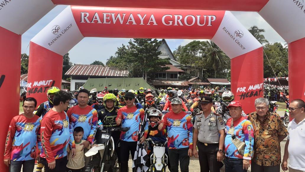 Support HUT Desa Treman ke-335, Joune Ganda Siapkan Hadiah 2 Unit Sepeda Motor