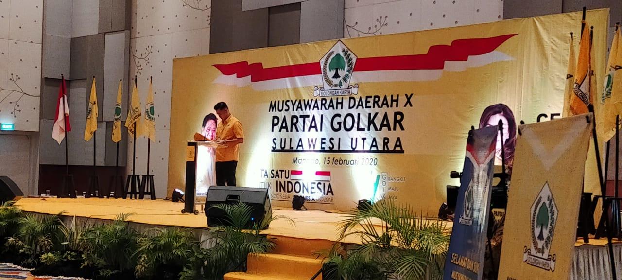 JAK Himbau Kader PG 15 Kab-Kota Dukung CEP Maju Pilgub Sulut