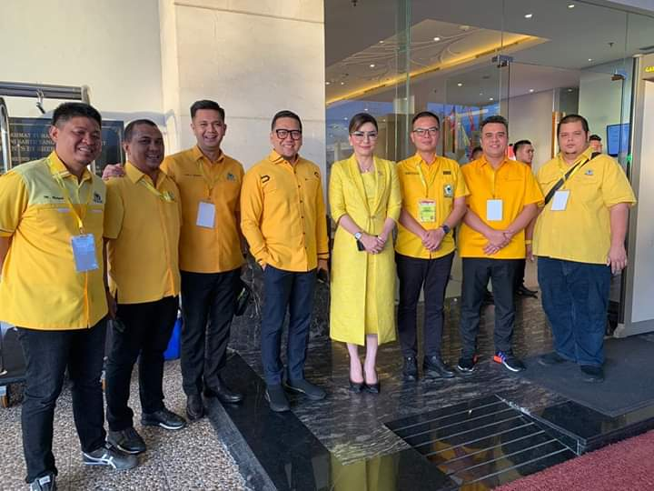 Terpilih secara Aklamasi, CEP Kembali Pimpin Partai Golkar Sulut