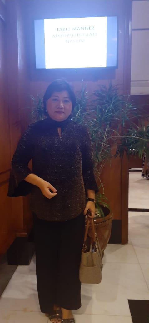 Anggota DPRD Sulut Sherly Tjanggulung Tegaskan Warga Talaud Butuh Perbaikan Jalan di Kolongan