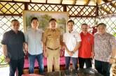 Manajemen Sulut United Bertemu Gubernur Olly Bahas Persiapan Pertandingan