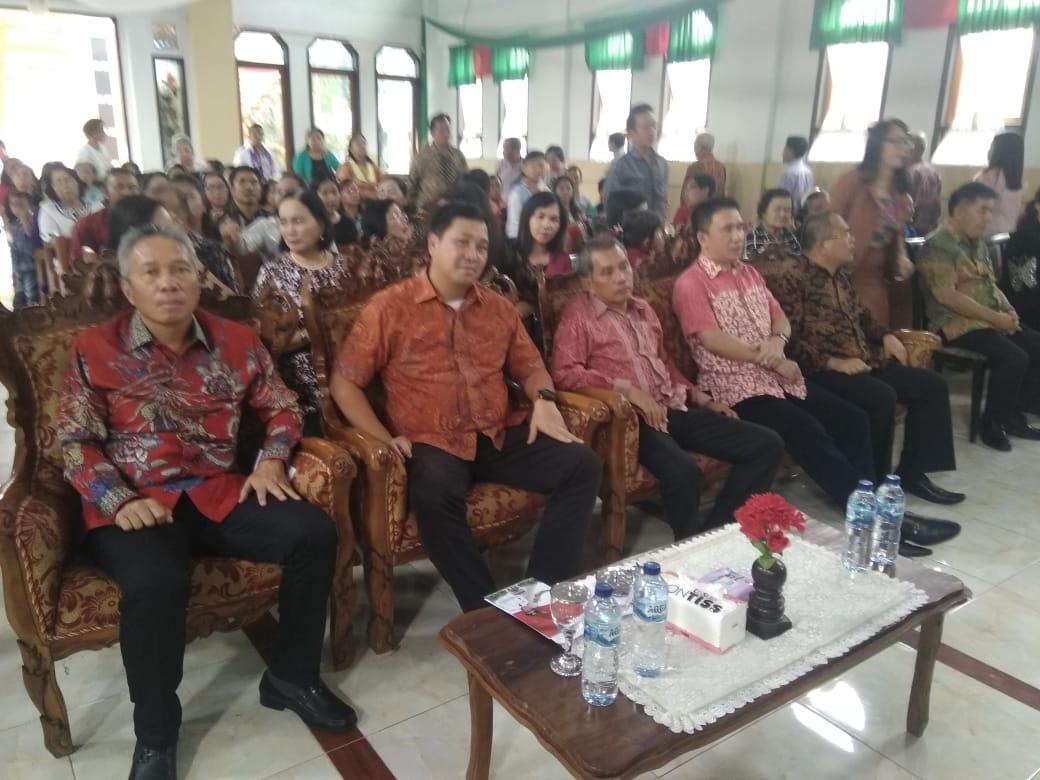 Ibadah Bersama Jemaat GMIM dan KGPM di Minahasa Selatan, Wagub Kandouw: PKB GMIM Harus Jadi Militan Iman