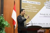 Wagub Kandouw Dorong Akuntabilitas Laporan Keuangan