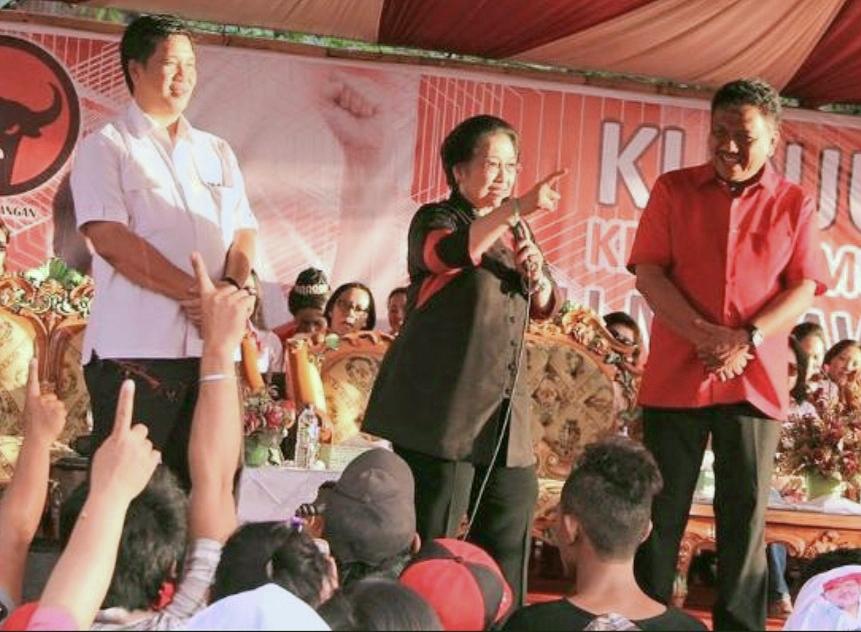 Rabu 19 Februari, Megawati Serahkan SK Pencalonan ODSK