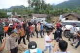 Peduli Bencana Bolmong-Bolmut, Wagub Kandouw Tinjau Langsung dan Salurkan Bantuan