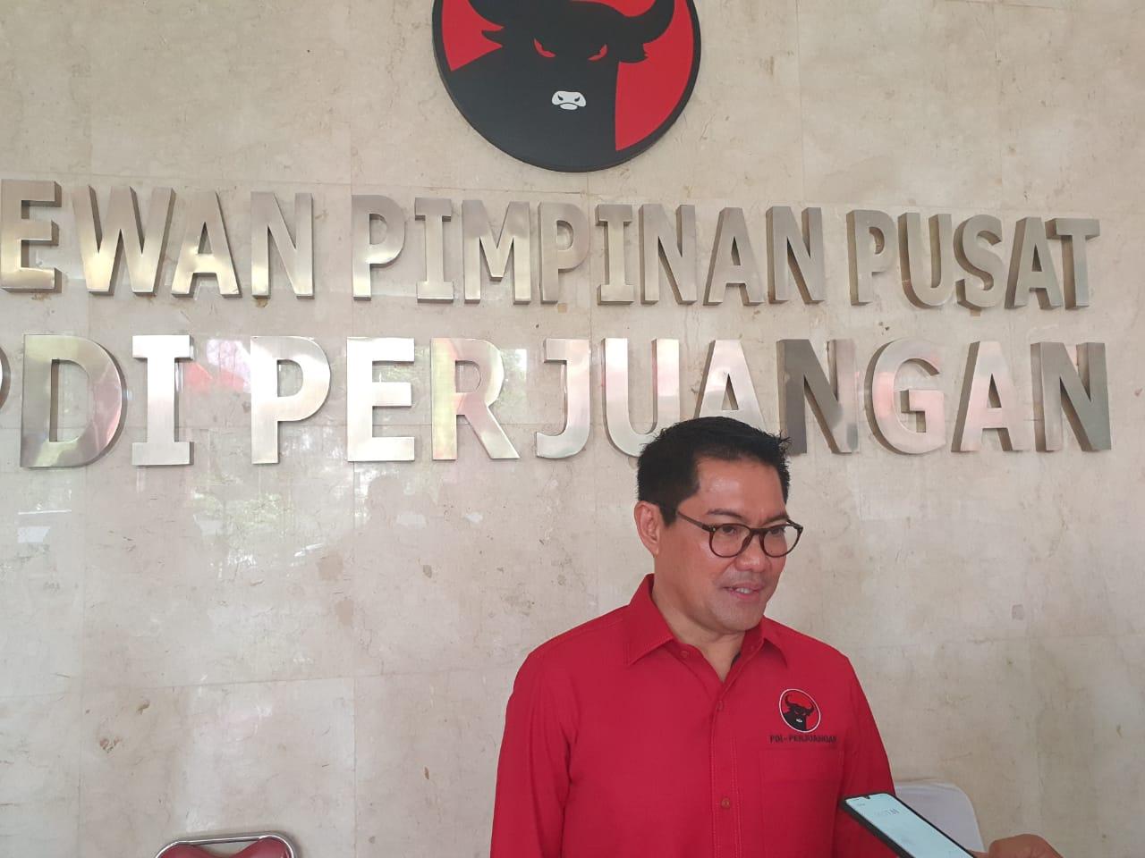 Direstui DPP PDI Perjuangan, JG-KWL Langsung Tancap Gas