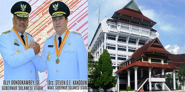 Komitmen OD-SK Perangi Covid-19, Pemprov Sulut Terus Berupaya Melalui Bantuan Hingga Rumah Singgah