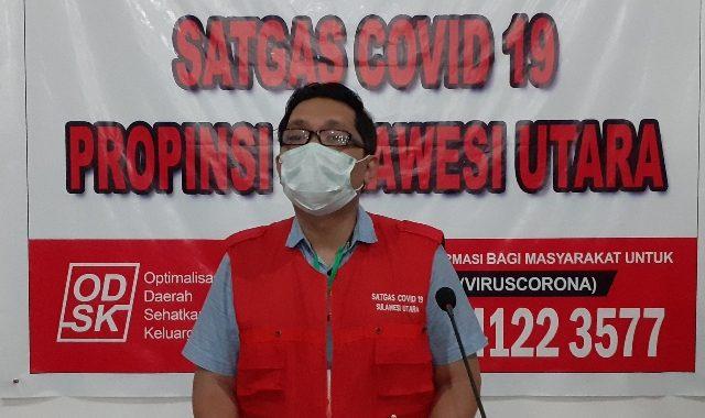 Positif Covid-19 di Sulut Kini Bertambah, Data Terbaru Sudah 5 Orang
