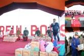 Hadapi Pandemi Covid-19, Wagub Kandouw Ingatkan Pentingnya Gotong Royong