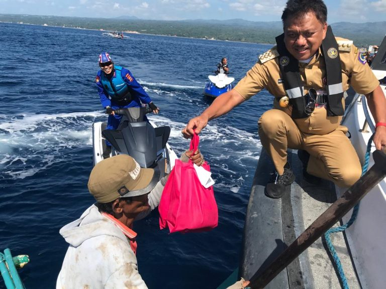 Hingga 6 Juli 2020 Tercatat Sudah 263.000 Paket Sembako Covid-19 yang Disalurkan Pemprov Sulut