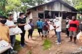 Cegah Penularan Wabah Covid-19, AIPI Manado Bagikan Bantuan untuk Mahasiswa tak Pulang Kampung
