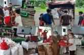 Hebat, Gubernur Olly Berdayakan Beras Petani Minsel Buat Bansos Warga Terdampak Covid-19