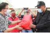 Umat Katolik Terima Bantuan 12.358 Paket Sembako dari Pemprov Sulut