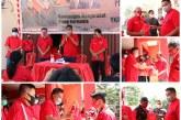Bulan Bung Karno, Ketua DPD PDIP Olly Bagikan 20.000 Paket Sembako kepada Seluruh Pengurus Ranting dan PAC PDIP se-Sulut