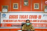 Update 2 Juni 2020: Positif Covid-19 di Sulut Bertabah 15 Pasien, Total 354 Kasus, Ini Rinciannya